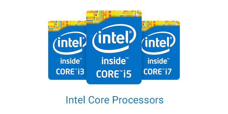 intel core processors