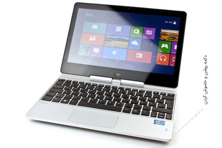 لپ تاپ استوک اچ پی 810