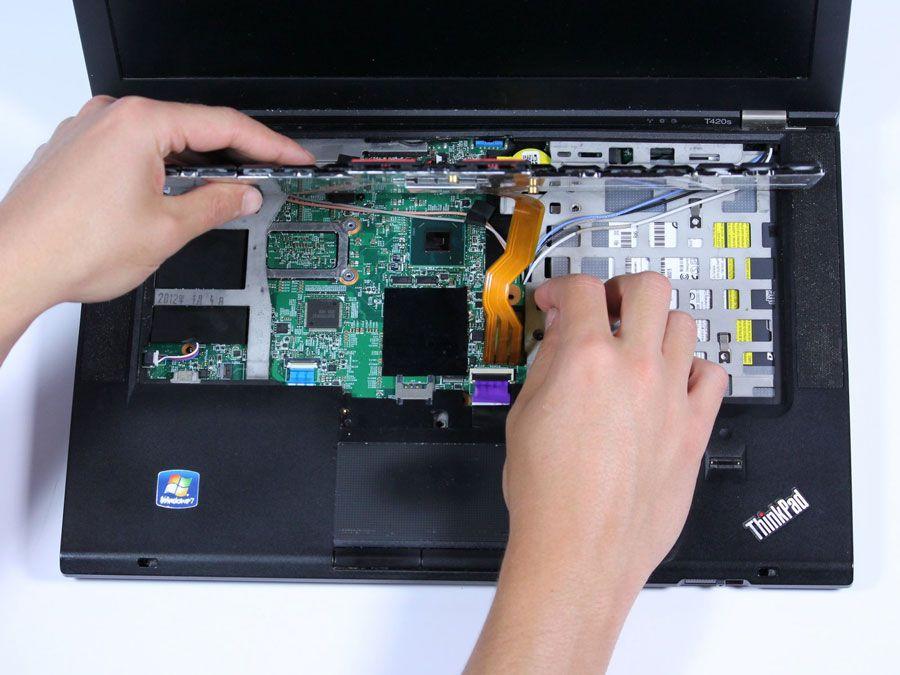 تعویض قاب لپ تاپ T420s