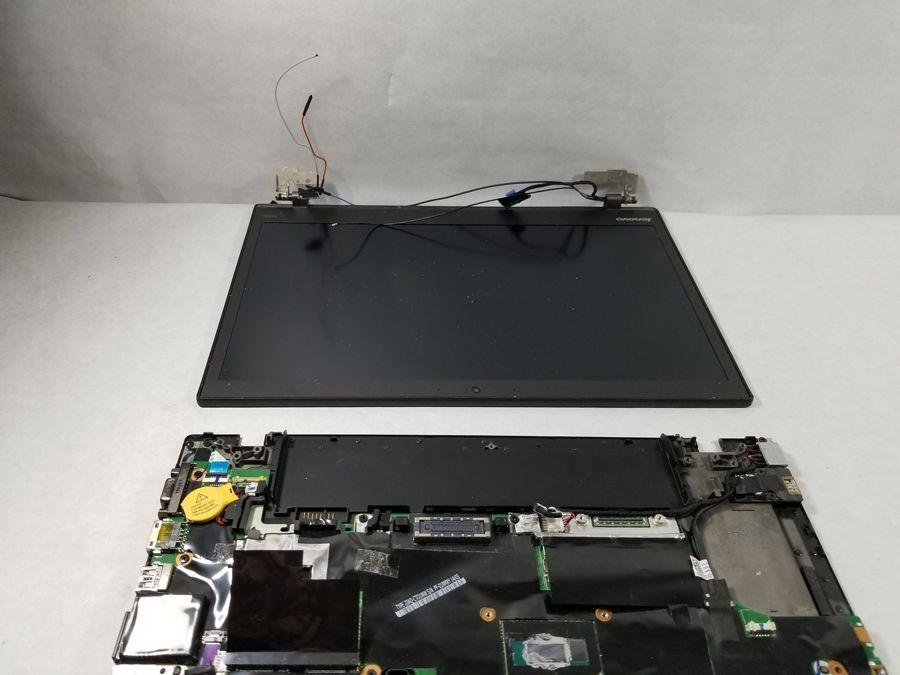 تعویض صفحه نمایش T440s