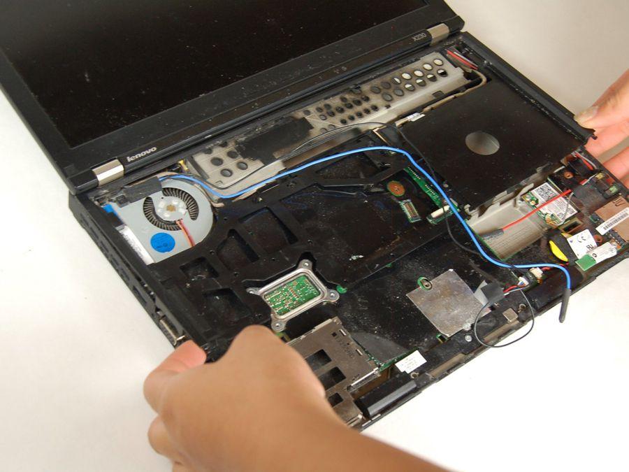 تعویض صفحه نمایش Lenovo ThinkPad X230